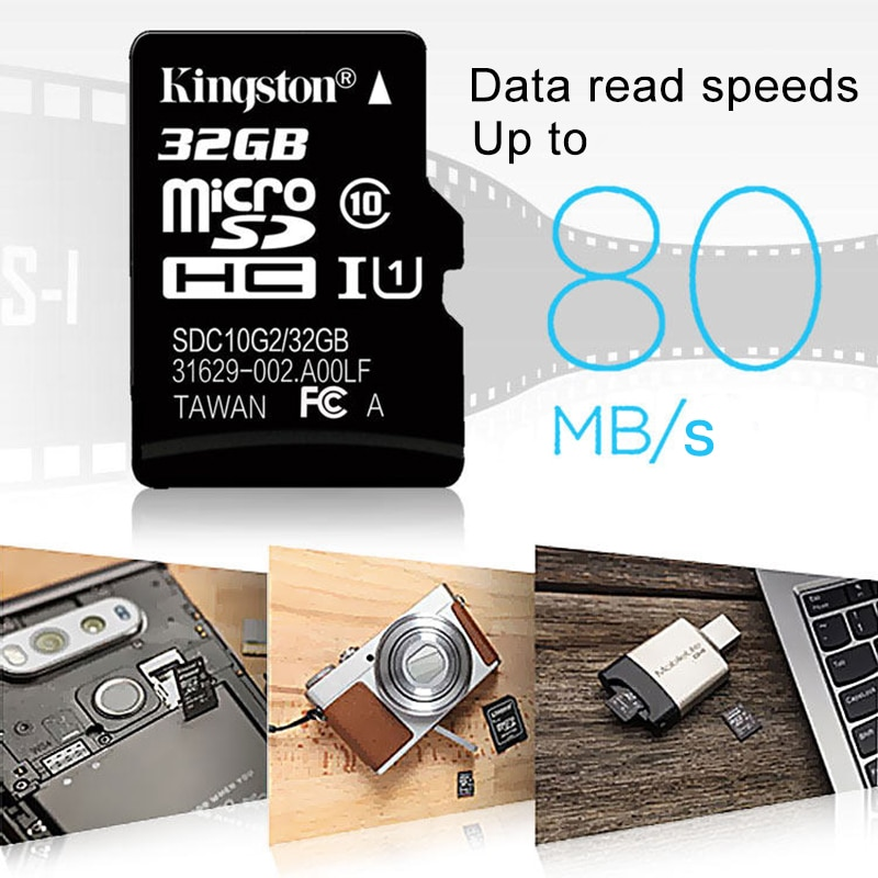 Kingston Micro Memory SD Card