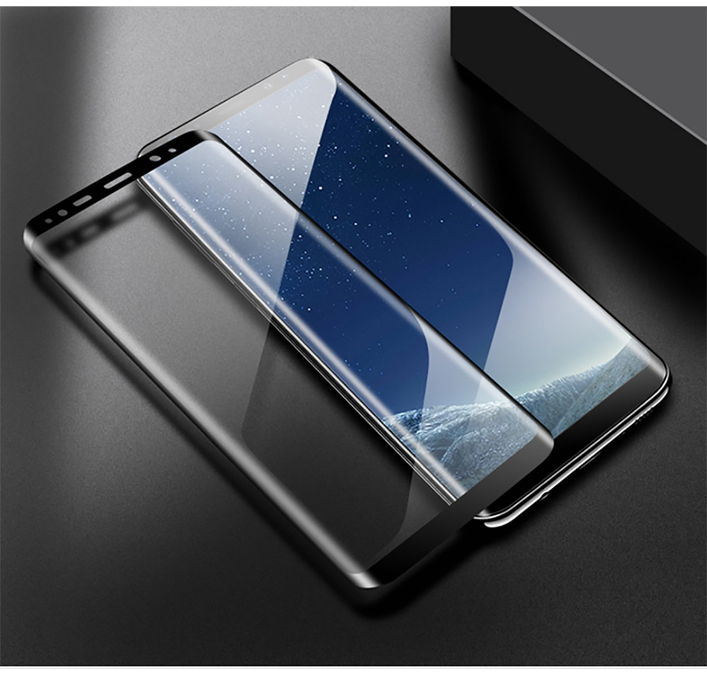 Tempered Protective Glass Film for Samsung Galaxy