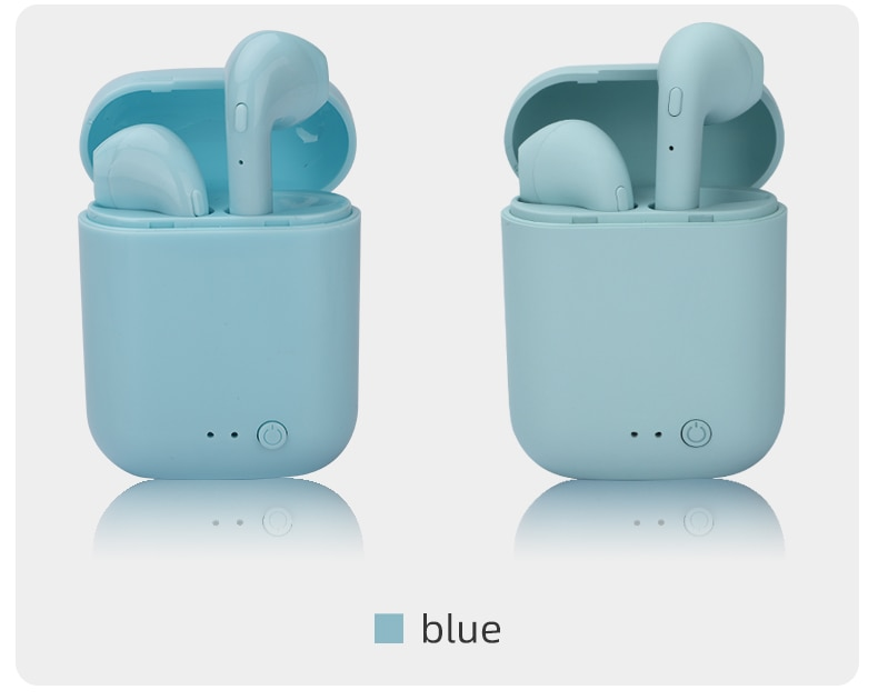 Colorful Wireless Earphones with Bluetooth 5.0