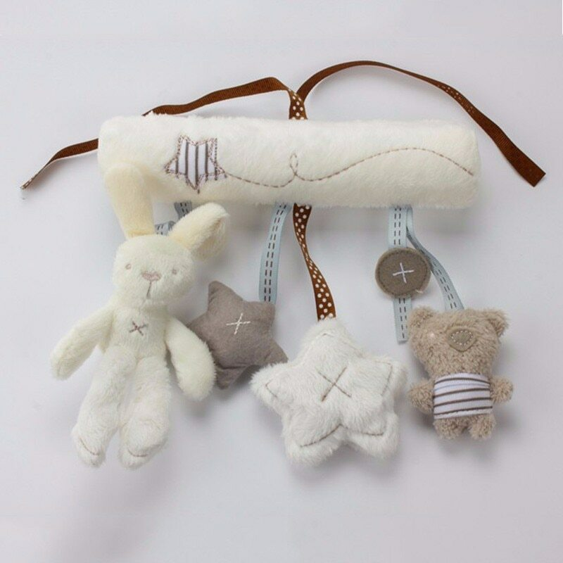 Baby's Soft Plush Hanging Toy