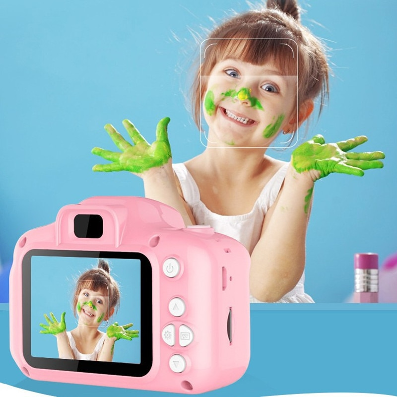 Kids Educational 1080p Photo and Video Camera