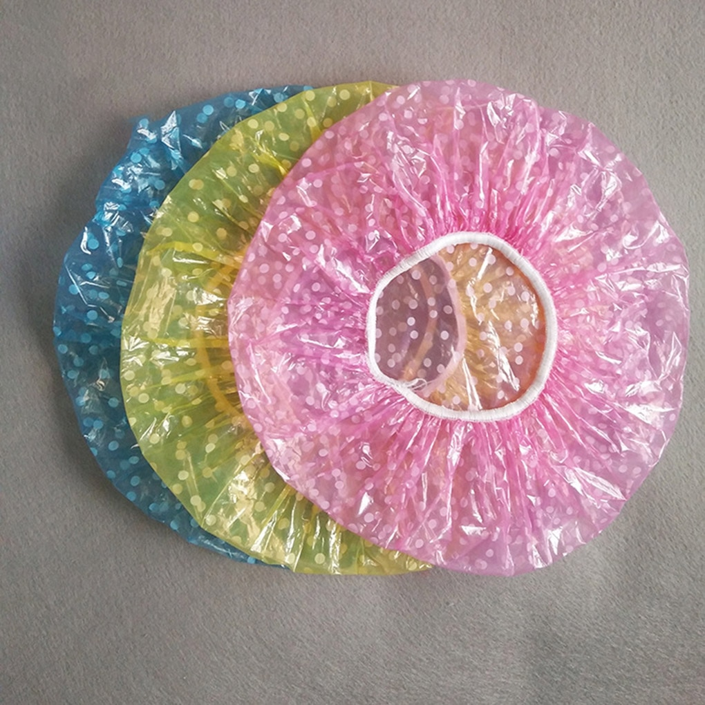 Disposable Stretch Shower Caps