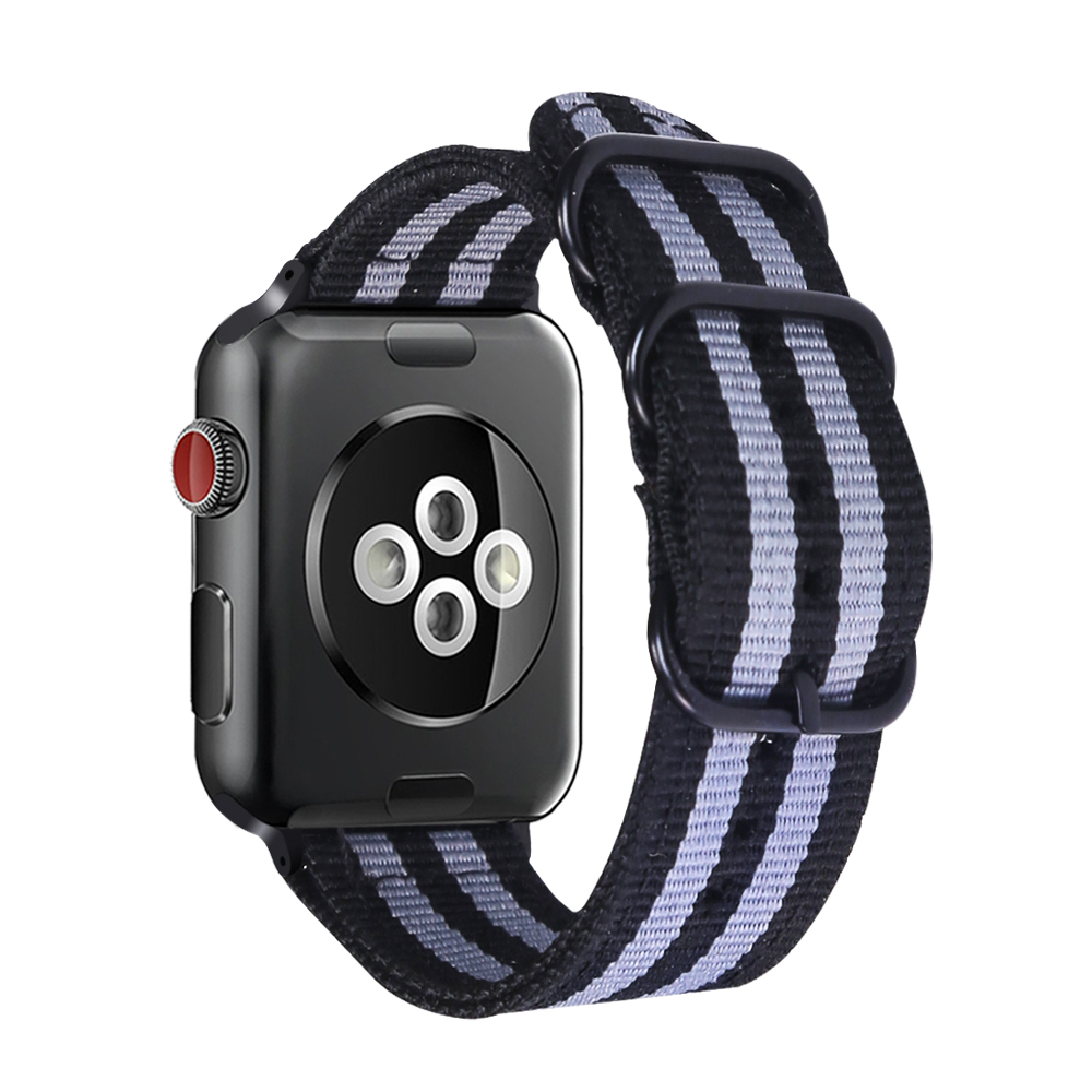 Nylon Wristbands for Apple Watch Smartwatches